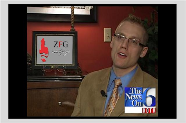 Oklahoma mortgage lender on news 9 in Tulsa, OK