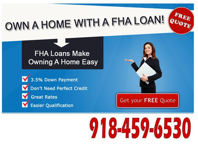 Home loans - home loan Tulsa, Oklahoma