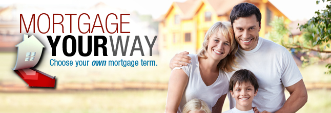 Mortgage Your Way